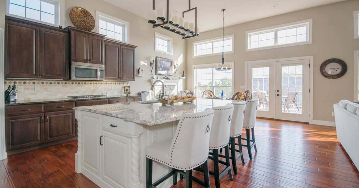 Design Ideas For Your New Kitchen Guardian Homes